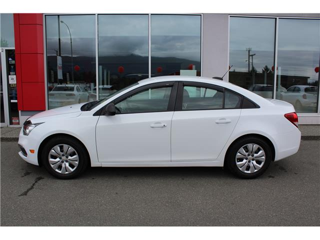 2015 Chevrolet Cruze 1LS (Stk: 9S7545A) in Nanaimo - Image 2 of 9