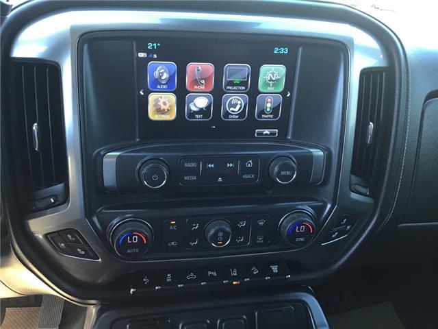 2018 Chevrolet Silverado 2500HD LTZ (Stk: 207645) in Brooks - Image 12 of 20