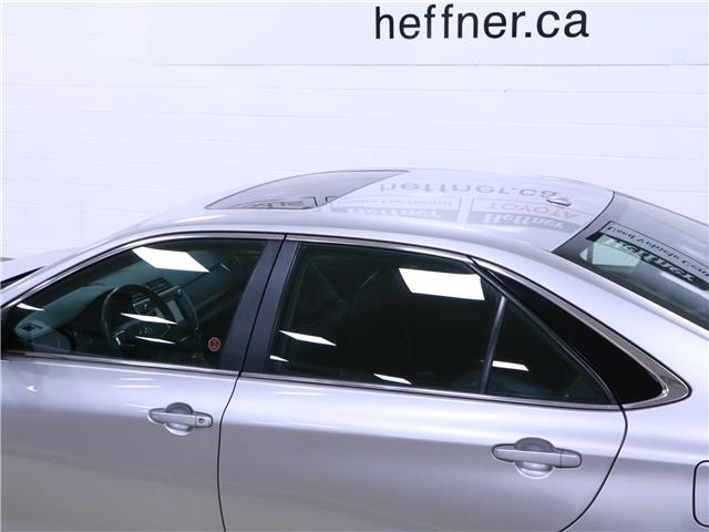 2015 Toyota Camry XLE (Stk: 195691) in Kitchener - Image 25 of 32
