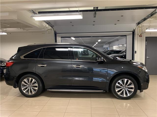 2016 Acura MDX Technology Package (Stk: AP3332) in Toronto - Image 6 of 35