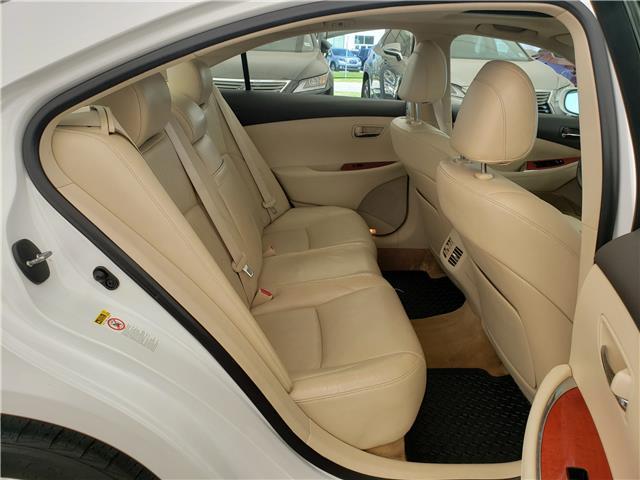 2012 Lexus ES 350 Base (Stk: LU0258) in Calgary - Image 12 of 22