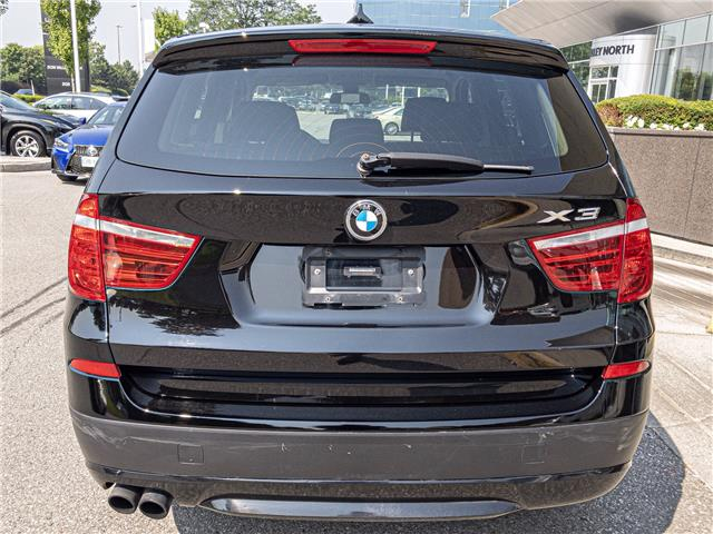 2013 BMW X3  (Stk: 28544A) in Markham - Image 8 of 23