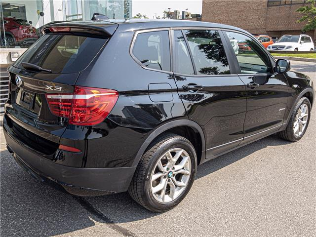 2013 BMW X3  (Stk: 28544A) in Markham - Image 10 of 23