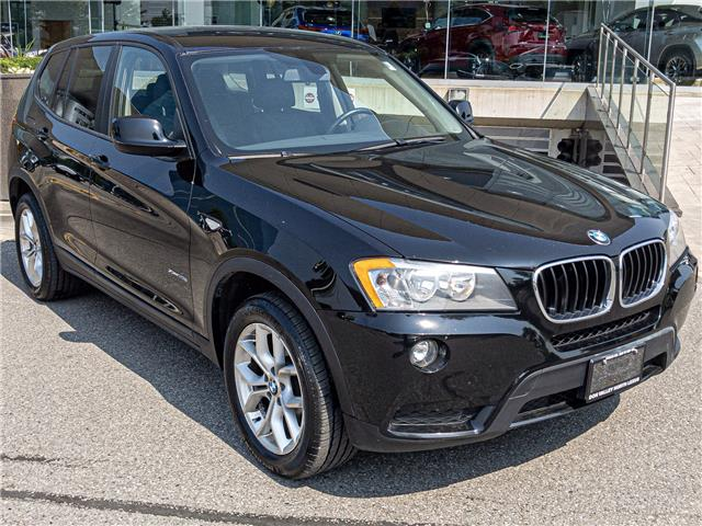 2013 BMW X3  (Stk: 28544A) in Markham - Image 1 of 23