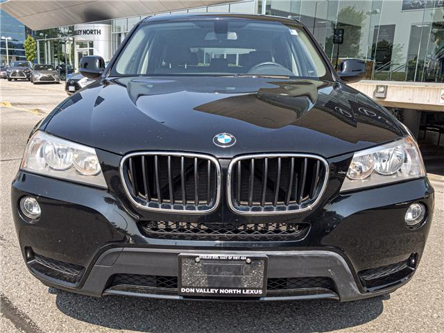 2013 BMW X3  (Stk: 28544A) in Markham - Image 3 of 23