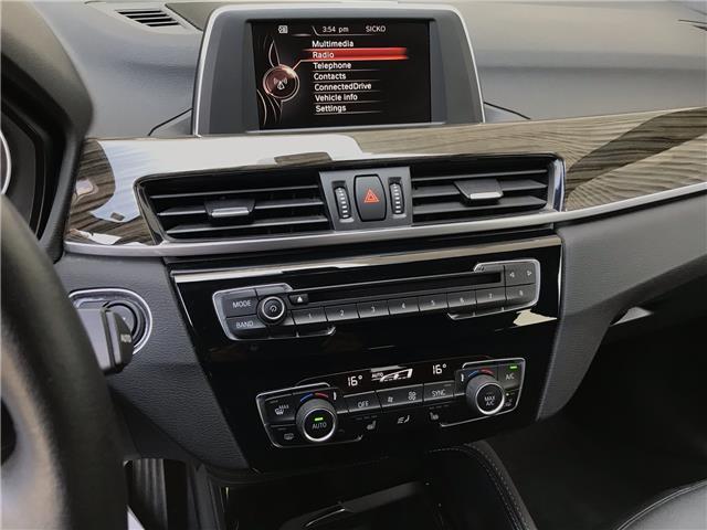 2016 BMW X1  (Stk: 28586A) in Markham - Image 16 of 22