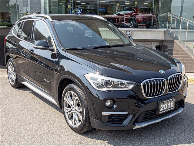 2016 BMW X1  (Stk: 28586A) in Markham - Image 1 of 22