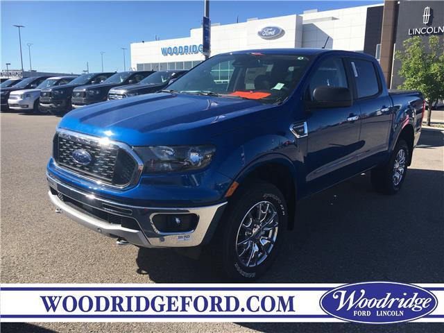 2019 Ford Ranger XLT (Stk: K-1688) in Calgary - Image 1 of 5