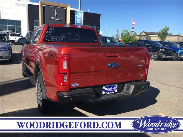 2019 Ford Ranger Lariat (Stk: K-2046) in Calgary - Image 3 of 5