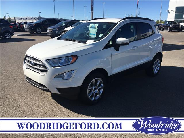 2019 Ford EcoSport SE (Stk: K-2065) in Calgary - Image 1 of 5