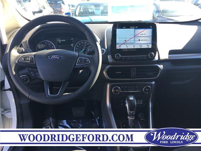2019 Ford EcoSport SE (Stk: K-2065) in Calgary - Image 4 of 5