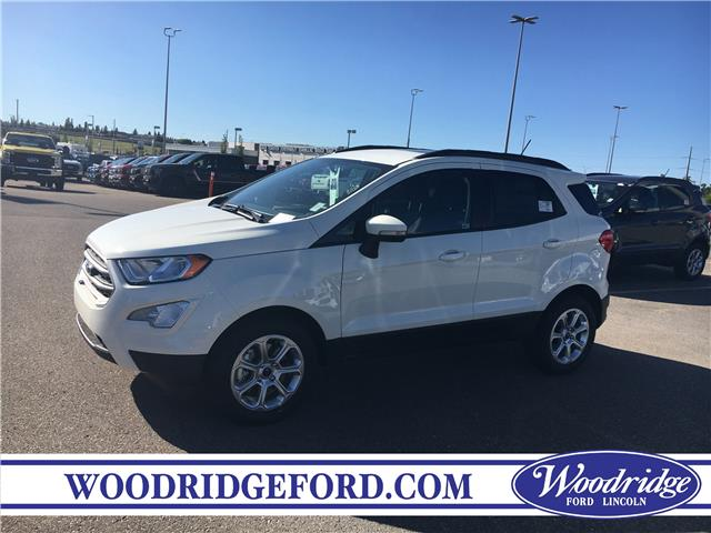2019 Ford EcoSport SE (Stk: K-2066) in Calgary - Image 2 of 5