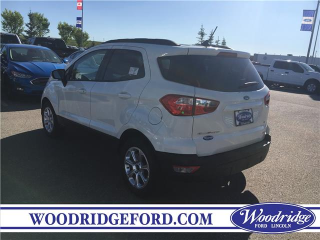 2019 Ford EcoSport SE (Stk: K-2066) in Calgary - Image 3 of 5