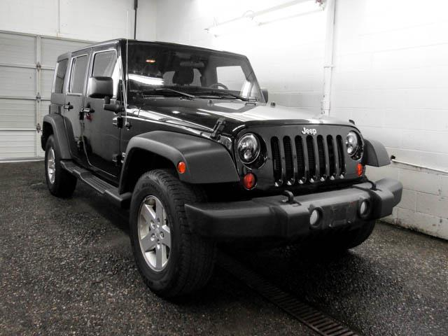 2012 Jeep Wrangler Unlimited Sport (Stk: P9-58781) in Burnaby - Image 2 of 21
