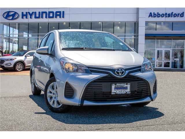 2016 Toyota Yaris LE (Stk: AH8873) in Abbotsford - Image 1 of 27