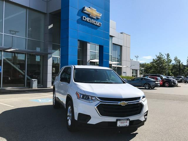 2019 Chevrolet Traverse LS (Stk: 9TR26710) in North Vancouver - Image 2 of 14