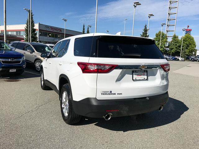 2019 Chevrolet Traverse LS (Stk: 9TR26710) in North Vancouver - Image 3 of 14