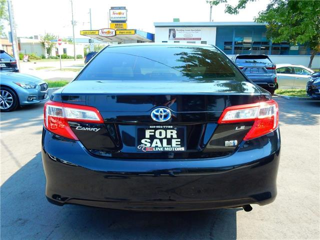2012 Toyota Camry Hybrid LE (Stk: 4T1BD1) in Kitchener - Image 6 of 22