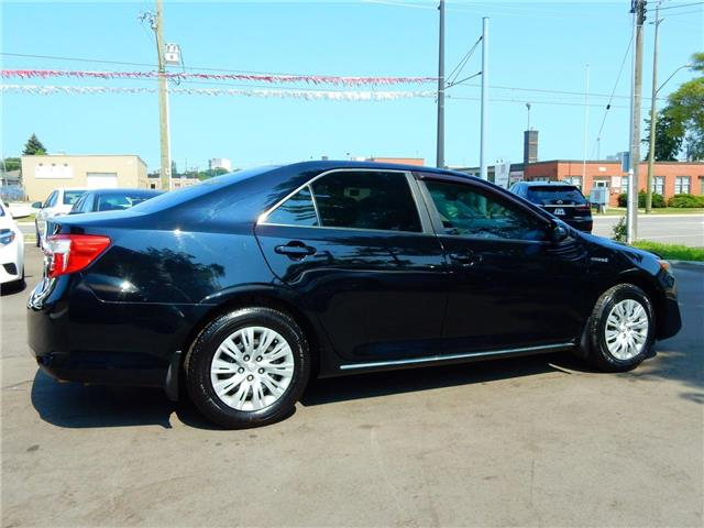 2012 Toyota Camry Hybrid LE (Stk: 4T1BD1) in Kitchener - Image 7 of 22