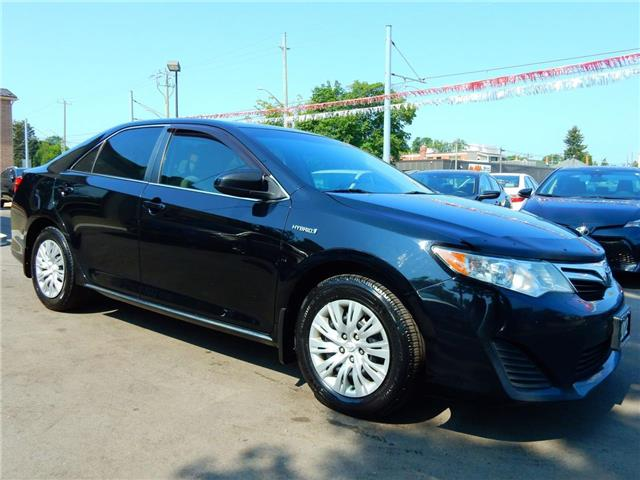 2012 Toyota Camry Hybrid LE (Stk: 4T1BD1) in Kitchener - Image 8 of 22