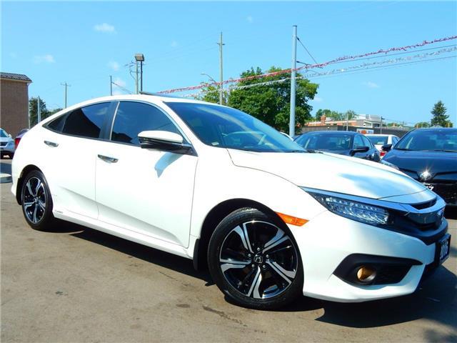 2016 Honda Civic Touring (Stk: 2HGFC1) in Kitchener - Image 1 of 26