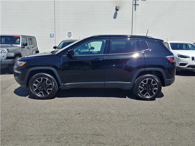 2019 Jeep Compass Sport (Stk: L395) in Calgary - Image 2 of 17