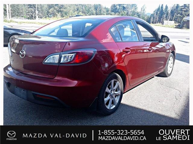 2010 Mazda Mazda3  (Stk: 19284B) in Val-David - Image 4 of 18