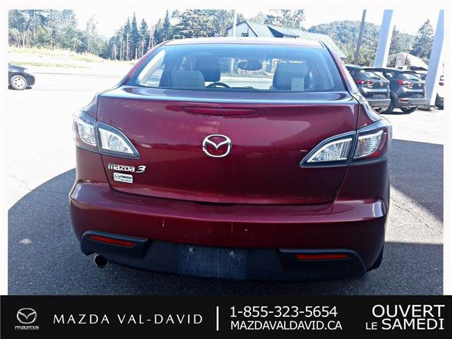 2010 Mazda Mazda3  (Stk: 19284B) in Val-David - Image 5 of 18
