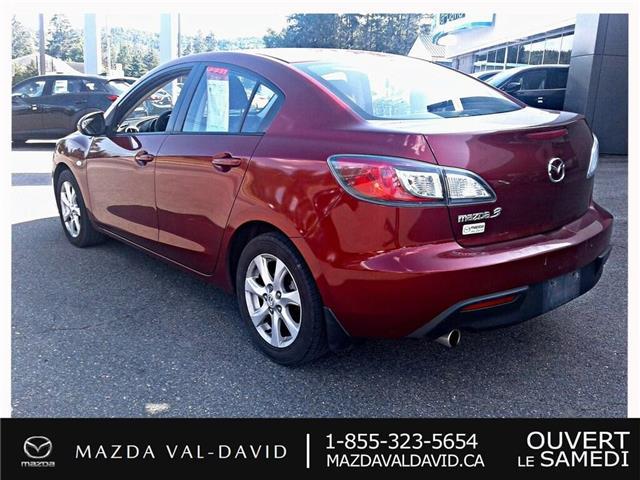 2010 Mazda Mazda3  (Stk: 19284B) in Val-David - Image 6 of 18
