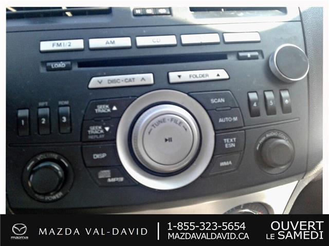 2010 Mazda Mazda3  (Stk: 19284B) in Val-David - Image 14 of 18