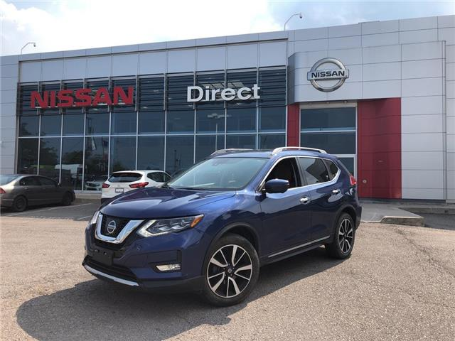 2017 Nissan Rogue SL | ONE OWNER | CPO  (Stk: N4010A) in Mississauga - Image 1 of 20