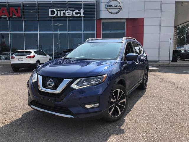 2017 Nissan Rogue SL | ONE OWNER | CPO  (Stk: N4010A) in Mississauga - Image 2 of 20