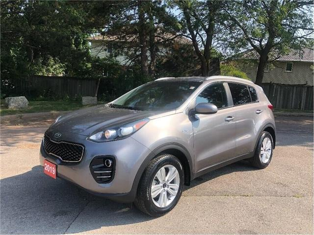 2019 Kia Sportage LX AWD| AC| Backup Cam| Heat Seat| Bluetooth (Stk: 5417) in Stoney Creek - Image 1 of 19