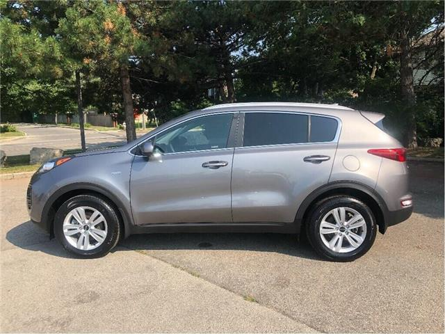 2019 Kia Sportage LX AWD| AC| Backup Cam| Heat Seat| Bluetooth (Stk: 5417) in Stoney Creek - Image 2 of 19