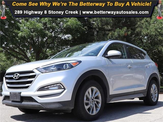 2018 Hyundai Tucson SE AWD| Leather| Pano Roof| Loaded! (Stk: 5437) in Stoney Creek - Image 1 of 18