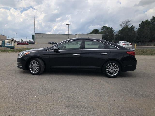 2015 Hyundai Sonata Limited (Stk: FP19754A) in Barrie - Image 2 of 30