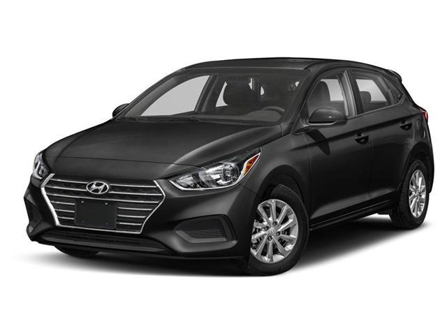 2020 Hyundai Accent Preferred (Stk: H5137) in Toronto - Image 1 of 9