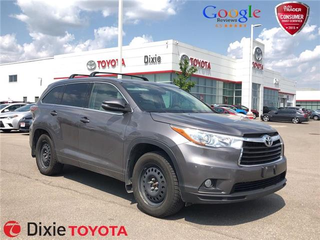 2015 Toyota Highlander Limited (Stk: 72304) in Mississauga - Image 1 of 20