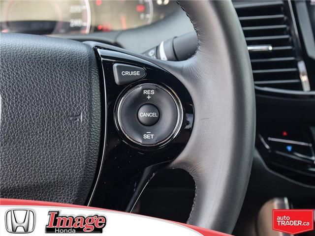 2017 Honda Accord Touring (Stk: OE4320) in Hamilton - Image 16 of 19
