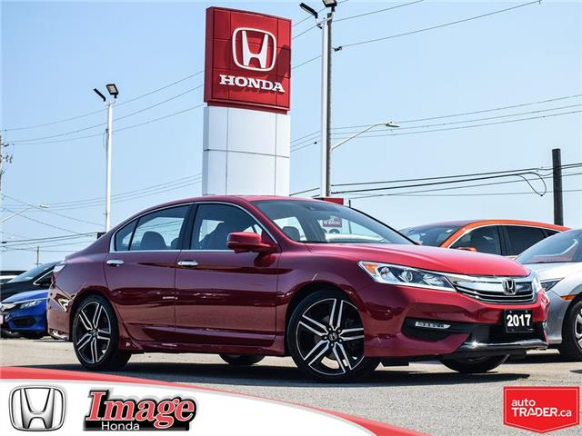 2017 Honda Accord Sport (Stk: OE4321) in Hamilton - Image 1 of 20