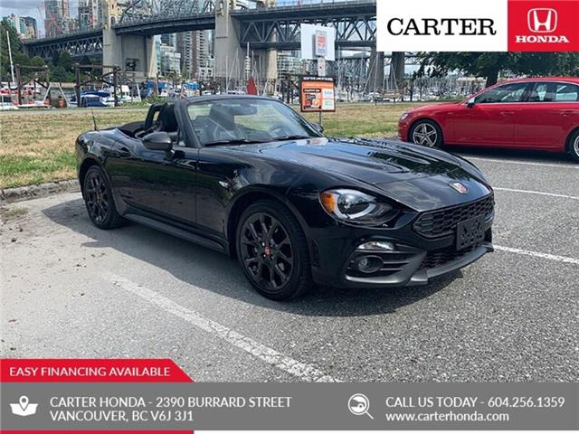 2017 Fiat 124 Spider  (Stk: 6J99201) in Vancouver - Image 1 of 24