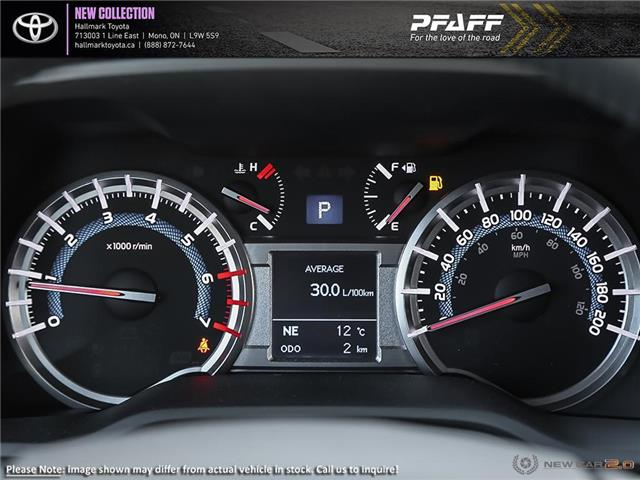 2019 Toyota 4Runner SR5 V6 5A (Stk: H19598) in Orangeville - Image 16 of 25