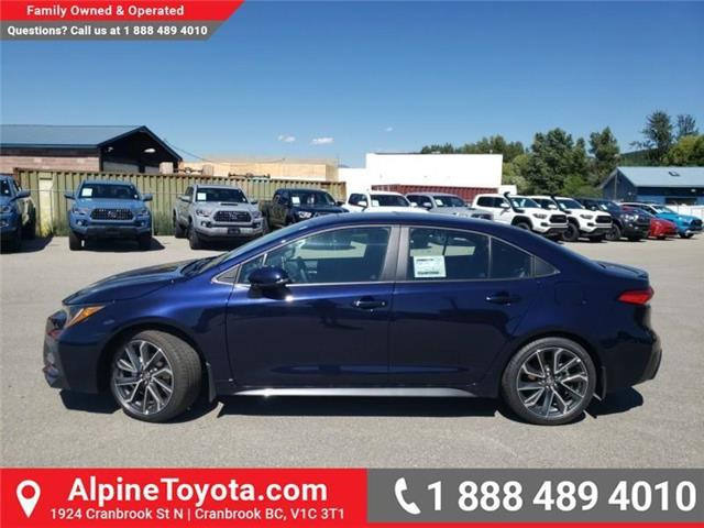 2020 Toyota Corolla SE (Stk: P006765) in Cranbrook - Image 2 of 24