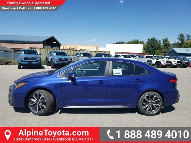 2020 Toyota Corolla SE (Stk: P003116) in Cranbrook - Image 2 of 24