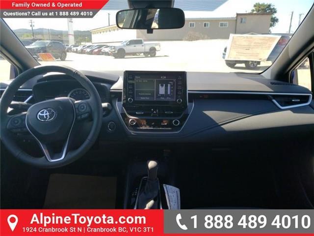2020 Toyota Corolla SE (Stk: P003116) in Cranbrook - Image 10 of 24