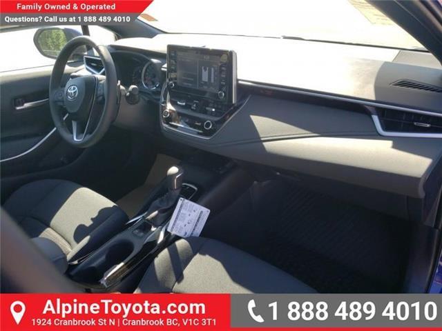 2020 Toyota Corolla SE (Stk: P003116) in Cranbrook - Image 11 of 24