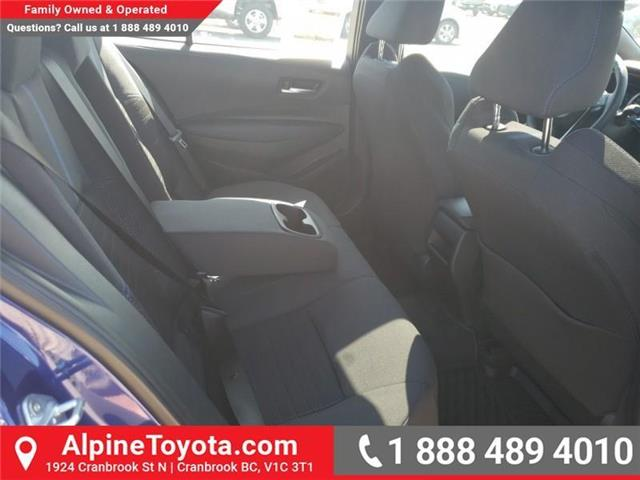 2020 Toyota Corolla SE (Stk: P003116) in Cranbrook - Image 12 of 24