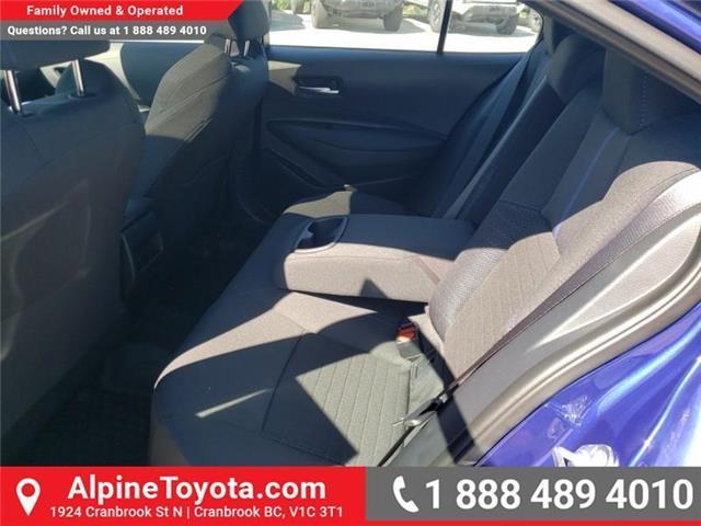 2020 Toyota Corolla SE (Stk: P003116) in Cranbrook - Image 13 of 24