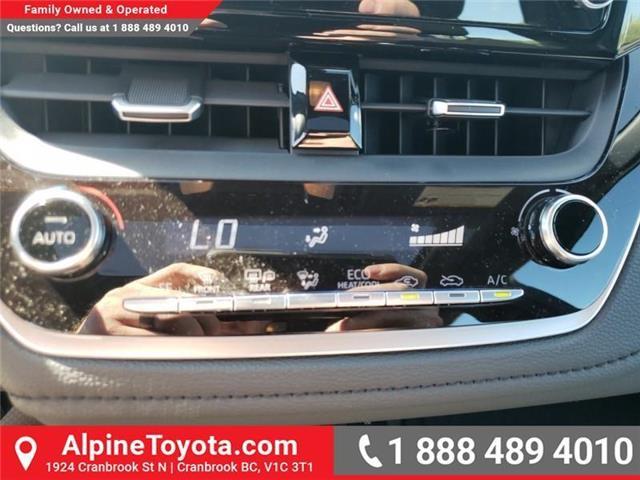 2020 Toyota Corolla SE (Stk: P003116) in Cranbrook - Image 21 of 24