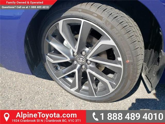 2020 Toyota Corolla SE (Stk: P003116) in Cranbrook - Image 24 of 24